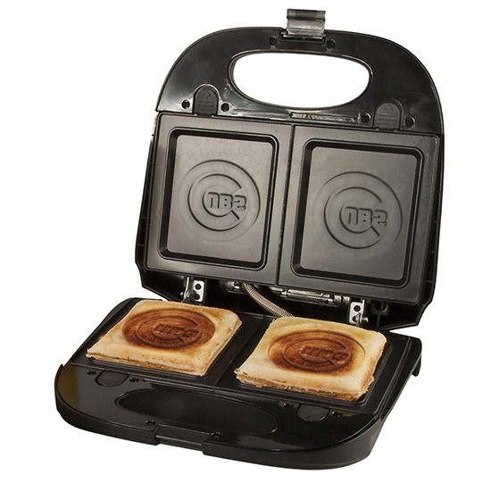 mlb sandwich and waffle grill