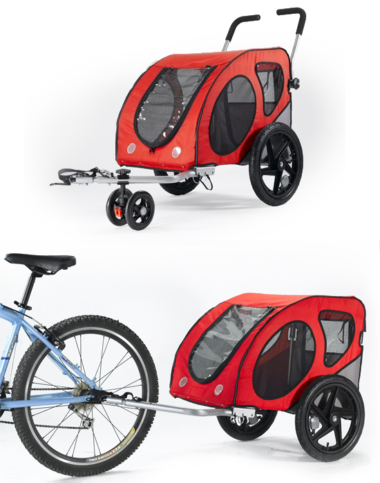 PetEgo Pet Strollers and Trailers