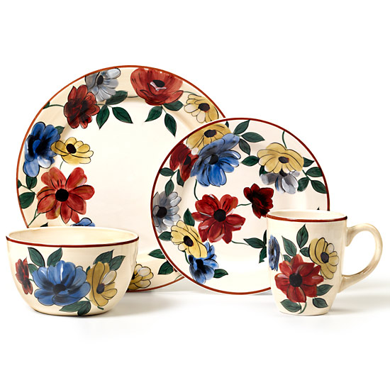 sc 1 st  Groupon & Pfaltzgraff 16-Piece Dinnerware Sets