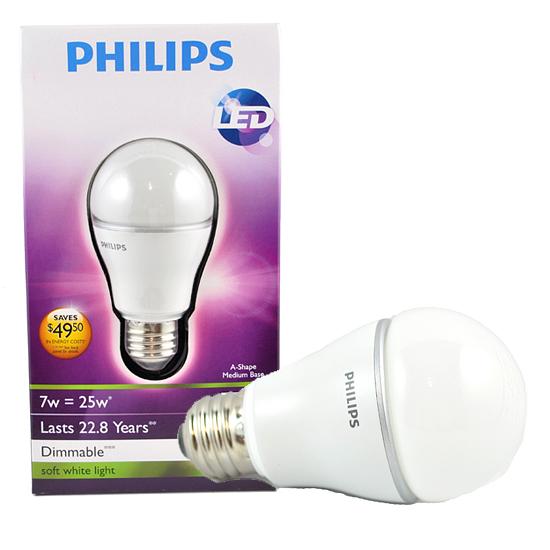 philips led 4 pack lightbulb set. Black Bedroom Furniture Sets. Home Design Ideas