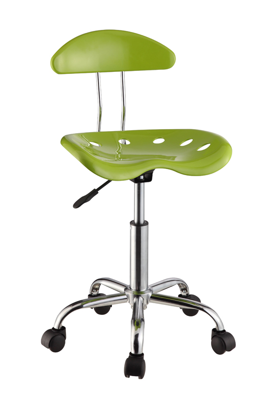 Powell Adjustable Height Rolling Chair