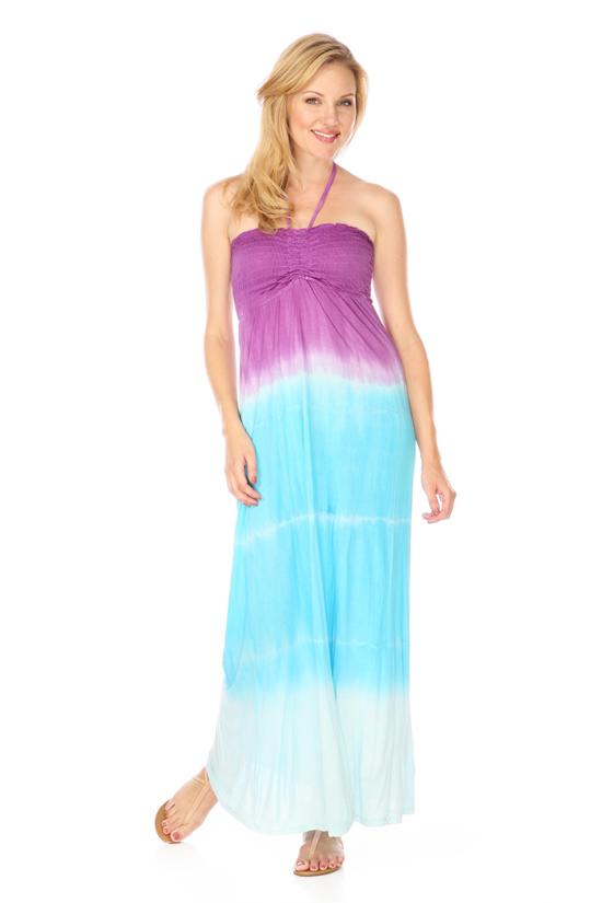 Raviya Tie Dye Maxi Dresses