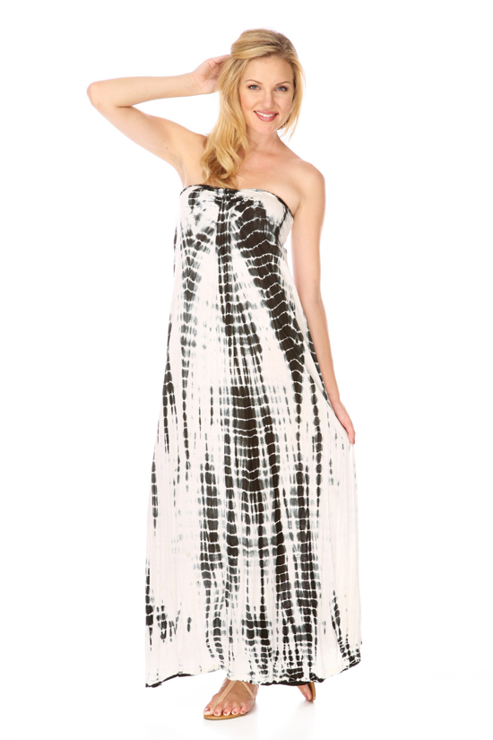 Raviya Tie-Dye Maxi Dresses