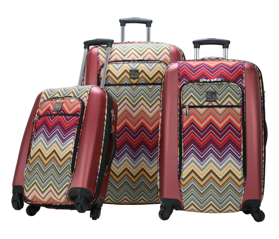 018982428088 Ricardo Beverly Hills Luggage 2pc Set  Cabo Jag - Топ-5 брендов дорожных чемоданов.
