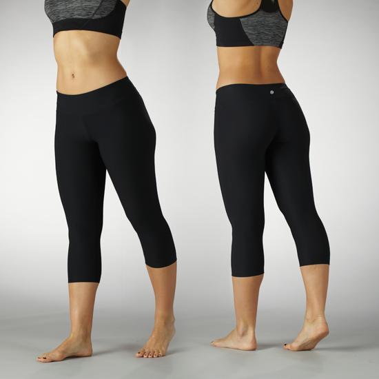 Fitness Leggings South Africa: Bally Total Fitness Slim-Fit Performance Capri Leggings