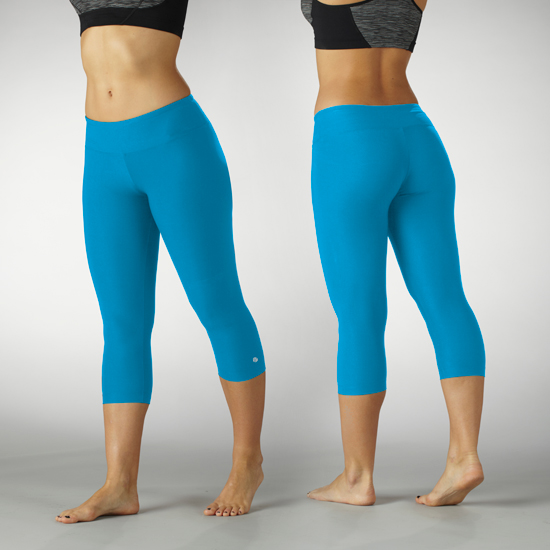 Fitness Capri Leggings