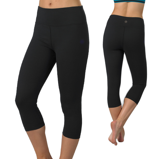 Yoga Capri Leggings Photo Album - Reikian