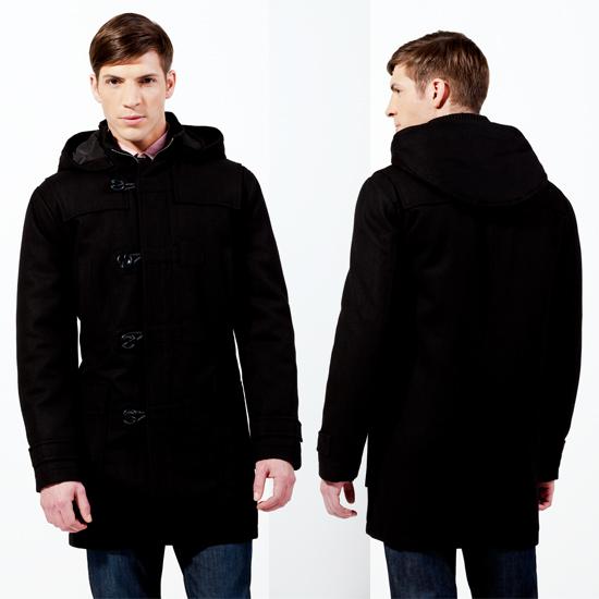 Sean John Men's Wool Coats