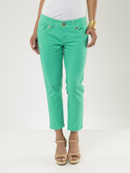 Seven7 Women's Cropped Pants