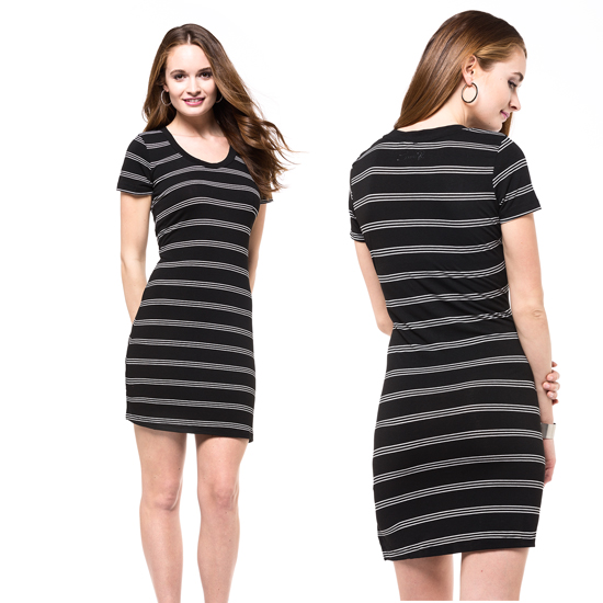 Black and white striped dress asos coupons