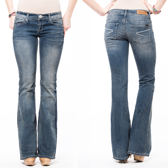 Product Description Seven7 women's denim capri hereffil53.cf leg. Fly front. Machine wash.