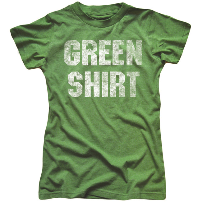17 for a solid threads st patrick s t shirt groupon goods for Environmentally friendly t shirts
