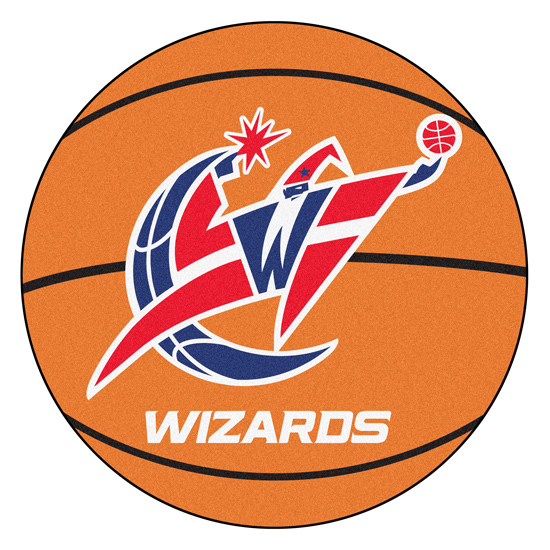 Denver Nuggets X Washington Wizards: Fan Mat NBA-Themed Area Rugs