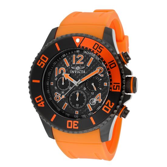 Invicta men s pro diver watches - Orange dive watch ...