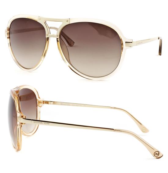 8cf28cb651f  39.99 for Michael Kors Women s Sunglasses  Champagne Frame Brown Gradient  Lens (M.MKORSSUN-M2471S-220-60-13) ( 195 List Price)