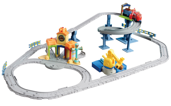 Interactive Chuggington Train Set