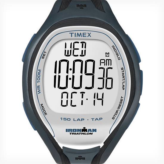timex ironman watches 39 99 for a timex men s ironman watch blue black t5k251 94 95 list price