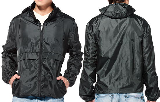 Black Rain Jacket Mens vIqhGh