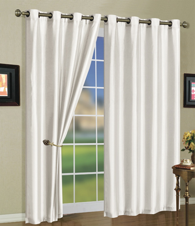 Where To Buy Beaded Curtains Light Grey Faux Silk Curtains