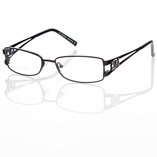 Metal Eyeglass Frame Materials : Valentino Women s Eyeglass Frames
