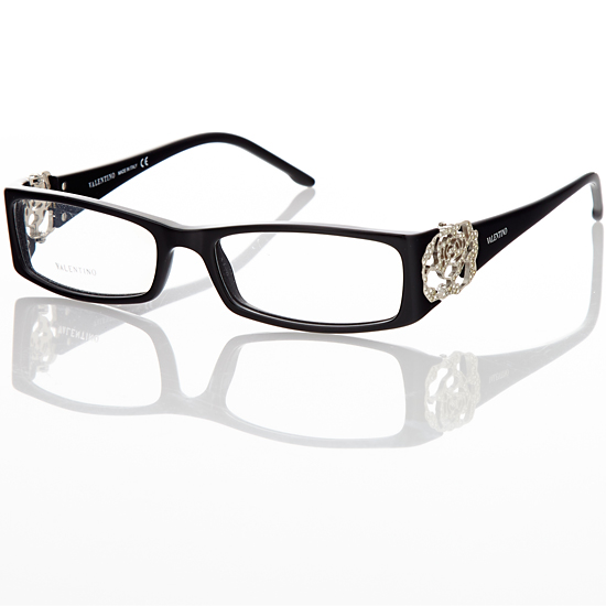 valentino womens eyeglasses plastic rectangleblack val5652u 24081 list price