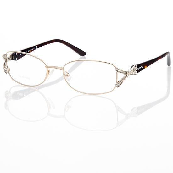 Ladies Plastic Eyeglass Frames : Valentino Women s Eyeglass Frames