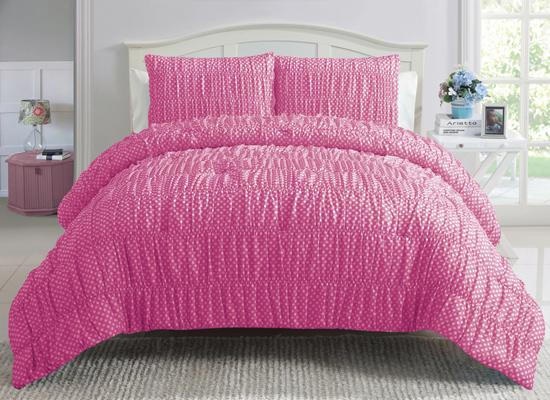 polka dot comforter sets. Black Bedroom Furniture Sets. Home Design Ideas