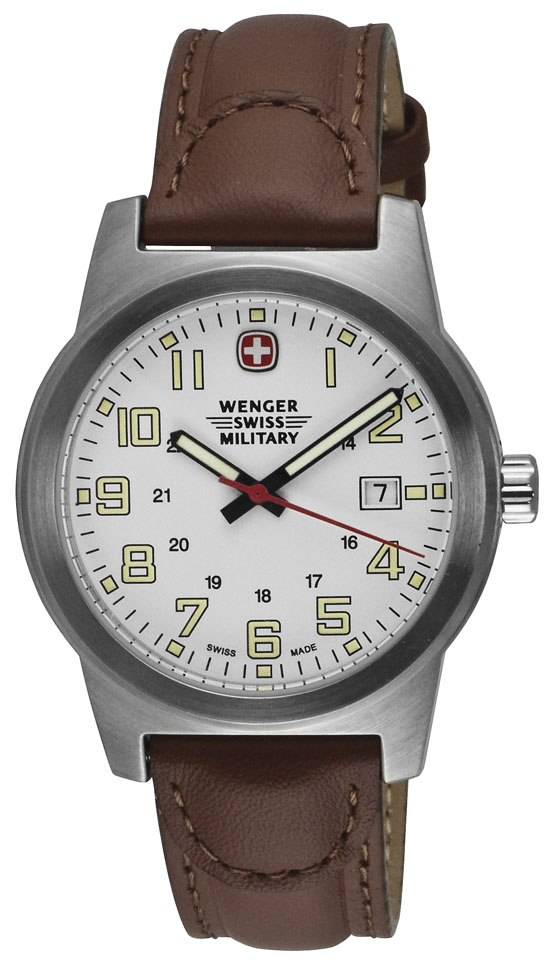 Wenger swiss military watch for Winter watches