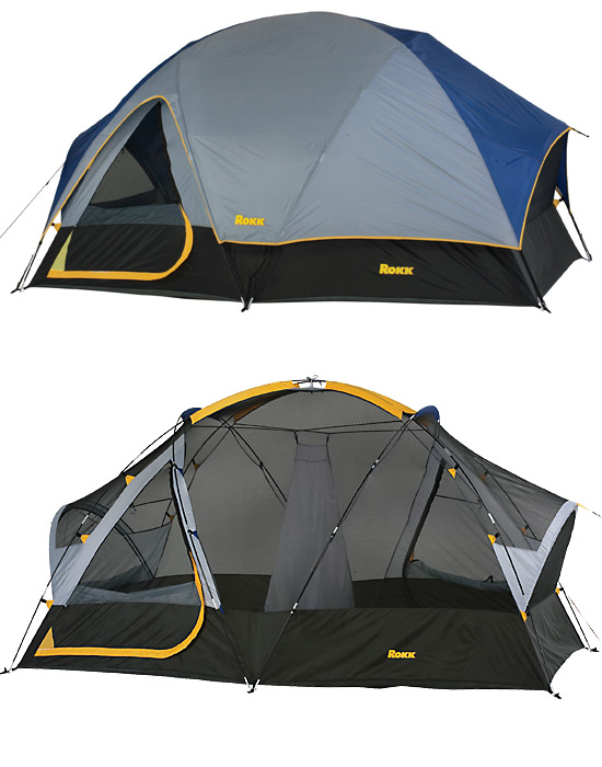 Bell Rock Family Dome Tent  sc 1 st  Groupon & Family Dome Tents