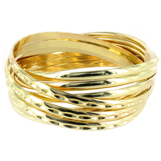 handmade senoritas bangle salesinn designer portal bangles thick product com gold