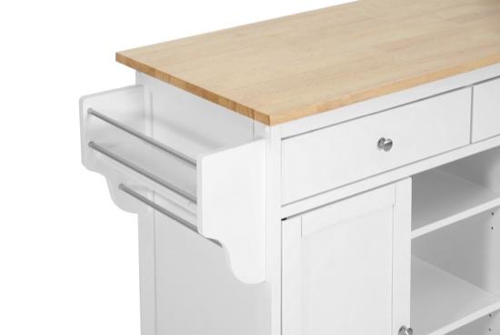 baxton studio kitchen island or wine cabinet