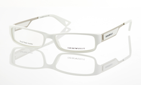 My Glasses Frames Are Turning White : Emporio Armani Unisex Eyewear