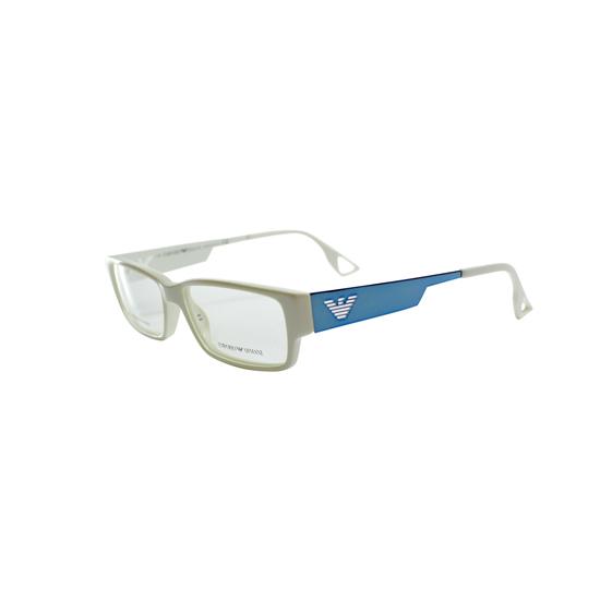Armani Glasses Frames White : Emporio Armani Optical Eyeglass Frames