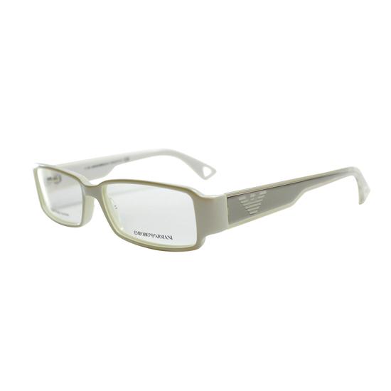 Armani Glasses Frames White : Emporio Armani Optical Frames