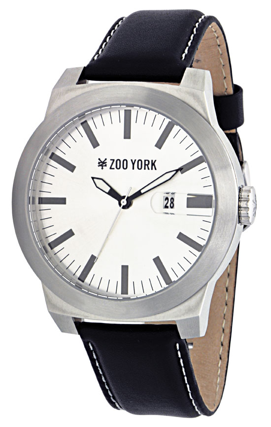 how to set a zoo york watch