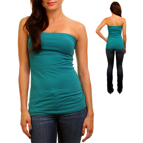 Women s tube tops for Tube top pictures