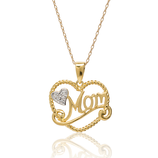 Mom themed pendant necklace or ring mozeypictures Images
