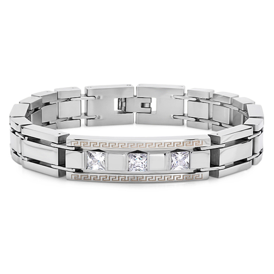 Men s Stainless Steel Bracelets