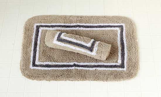 Home Weavers Luxury Bath Rug Sets