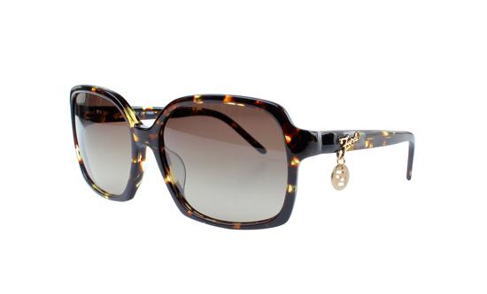 794a74bedc1ba  79.99 for Havana Women s Fendi Charm Sunglasses Havana Frame Brown Lens   FS5137-215-5816 ( 349.99 List Price)