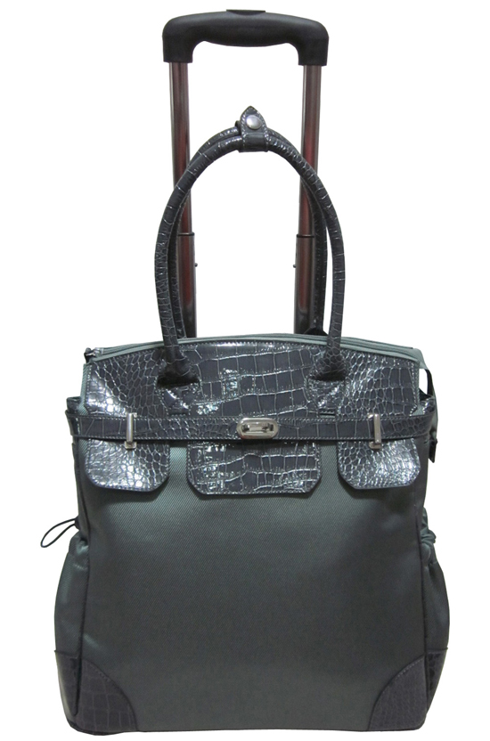 Amerileather Women S Rolling Totes
