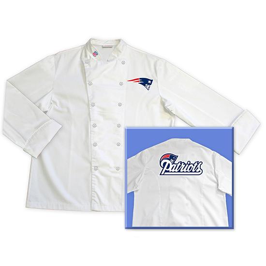 release date 175b4 2d923 NFL Chef Coats