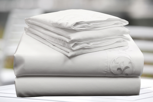 Hotel Collection Microfiber Embroidered Sheet Sets