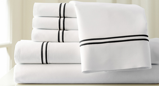Italian Hotel Collection 1 000 Thread Count Six Piece Sheet Sets