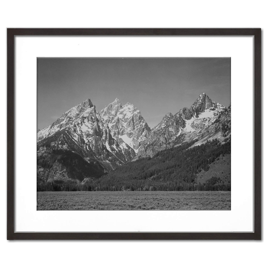 Framed Ansel Adams Prints