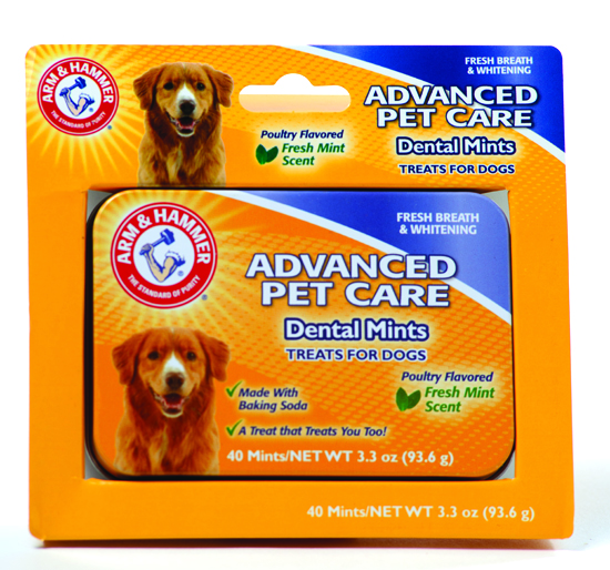Arm Amp Hammer Doggie Dental Care Products