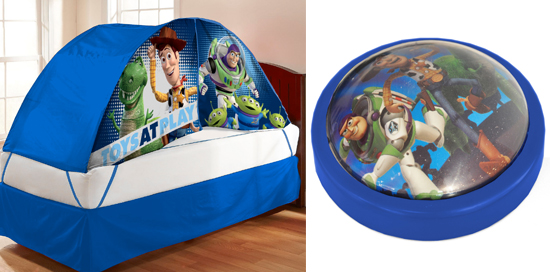 Kids Tent And Pushlight Set
