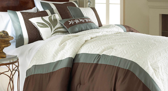Seven Piece Comforter Set Contents And Specifications