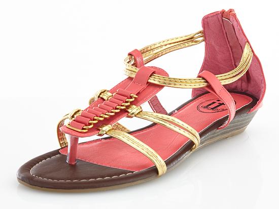 Carrini Wedge Sandals