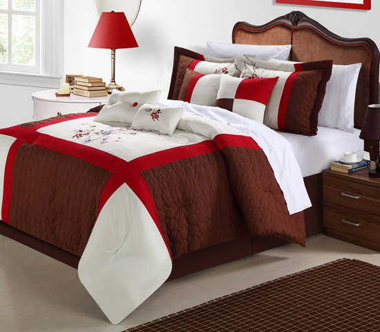 Kam Home 8-Piece Comforter Sets